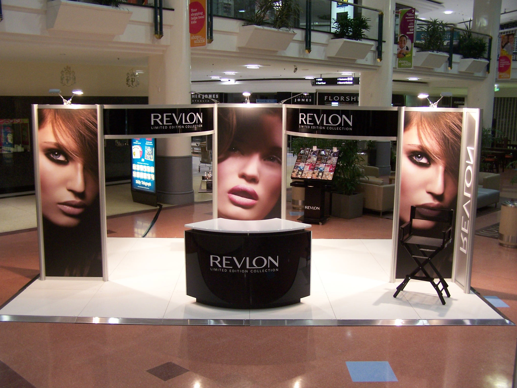 Revlon at Chadstone Shopping Centre