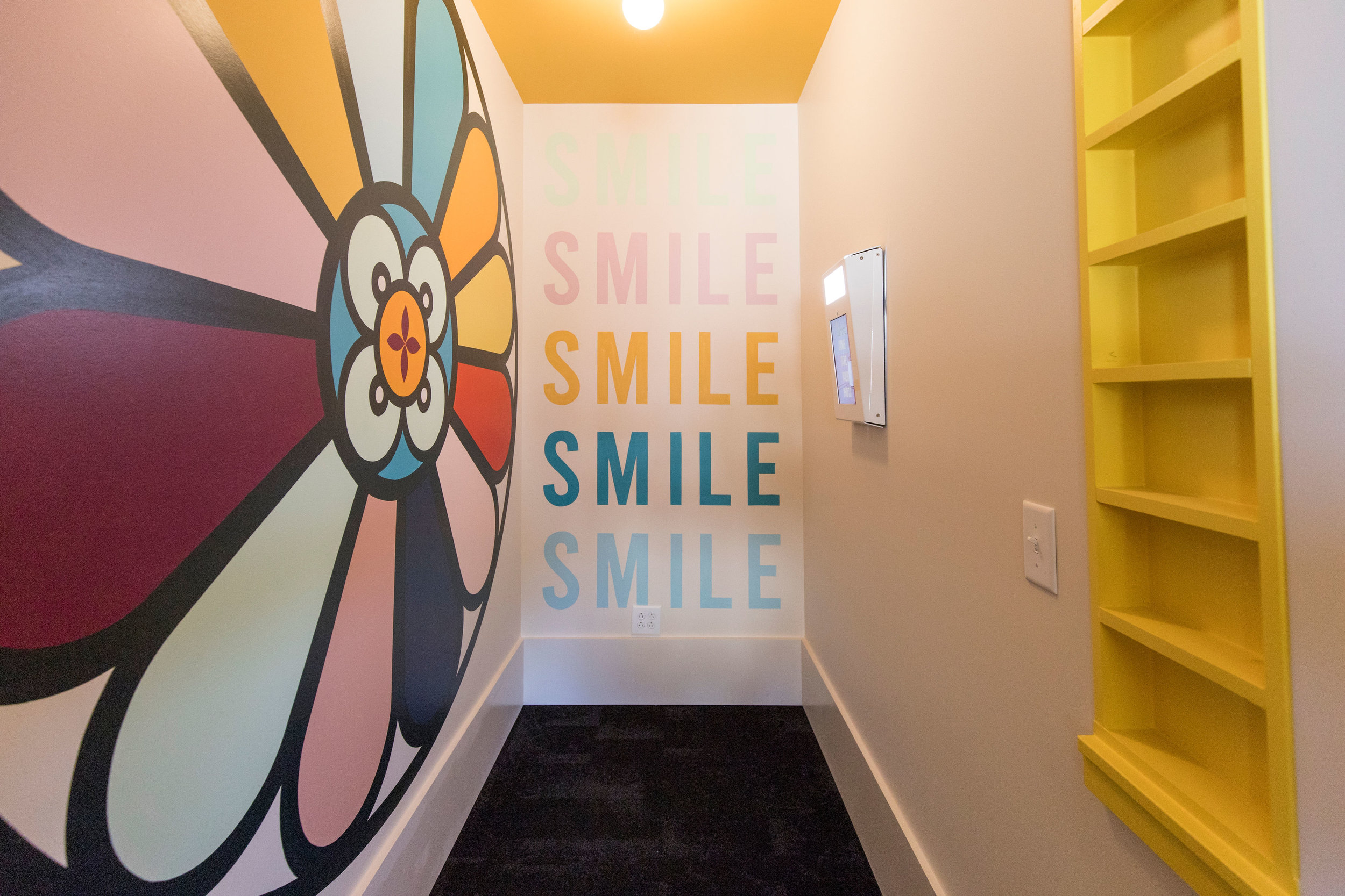 lobby smile booth.JPG