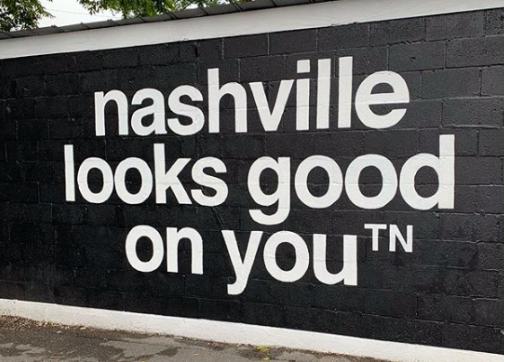 Nashville Looks Good on You