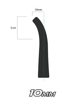 10 mm Head