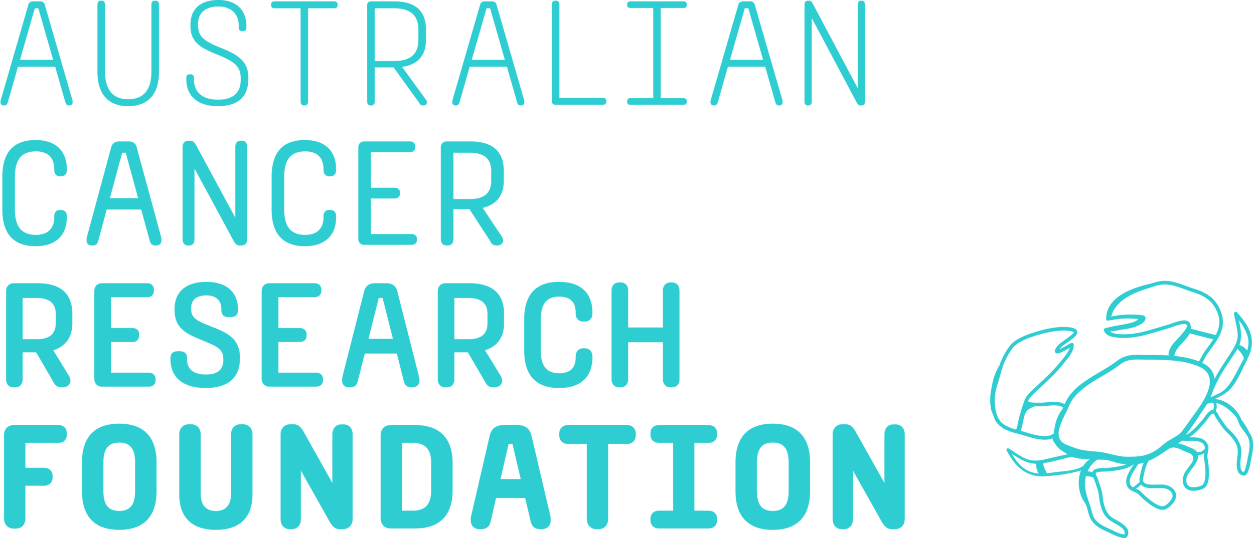 Proud Fundraiser for the Australian Cancer Research Foundation -