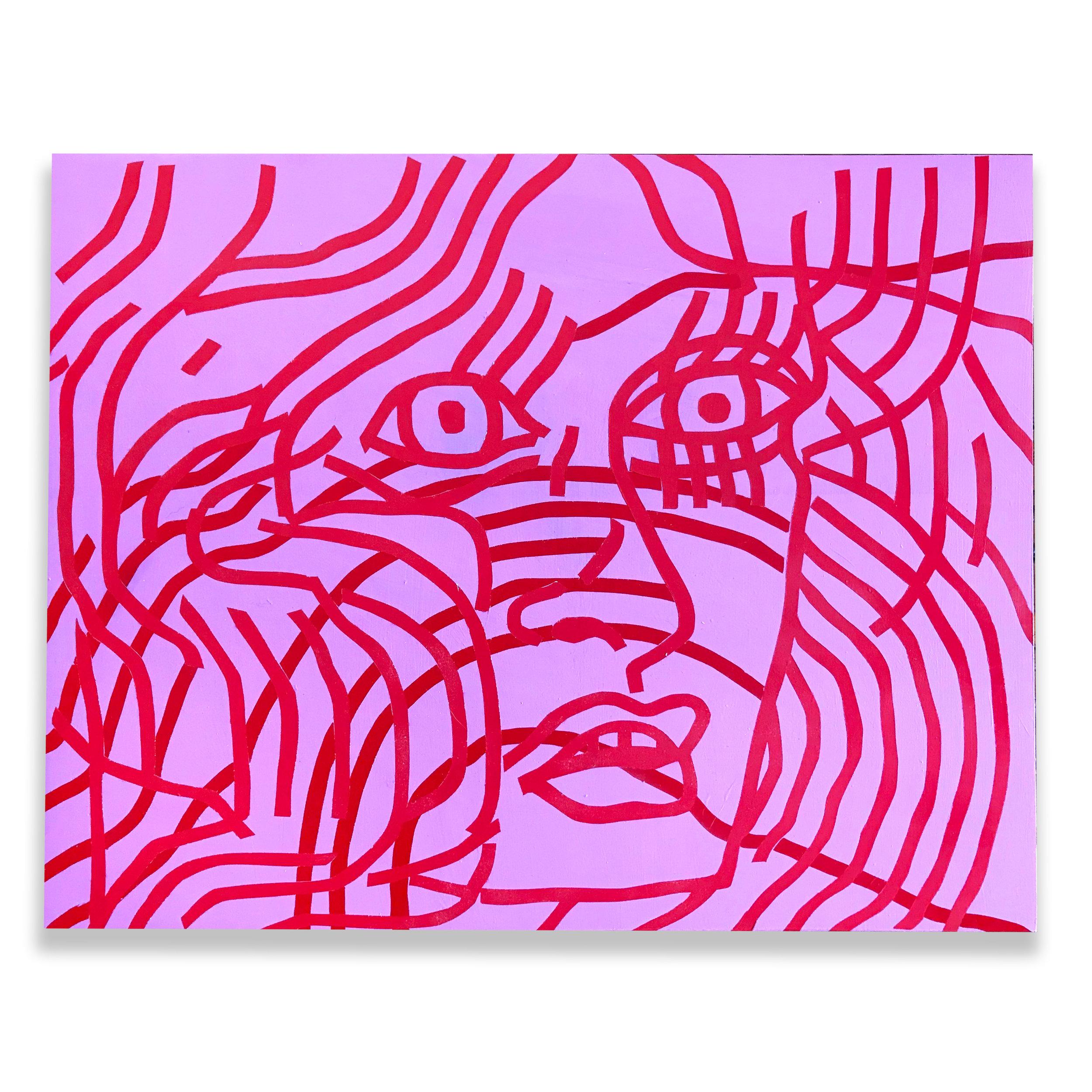 """Boy Kong - """"La mujer rosa"""""""