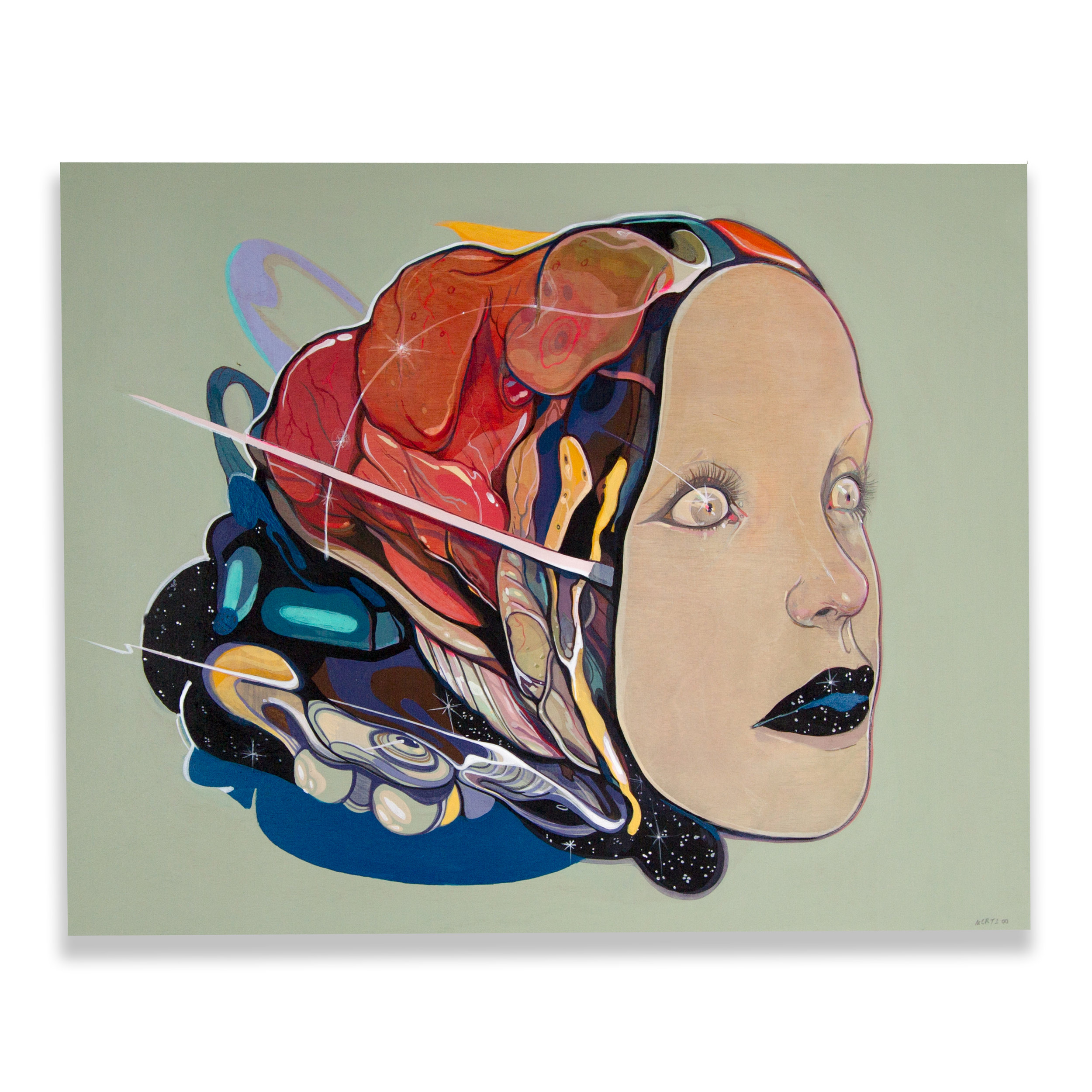 "Jose Mertz - ""Humanoid"""