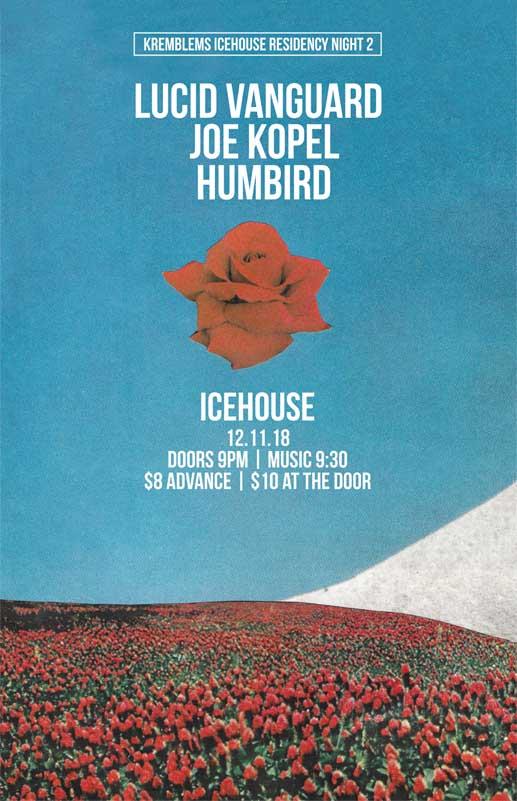 Lucid VanGuard @ Icehouse MPLS 12/11/18