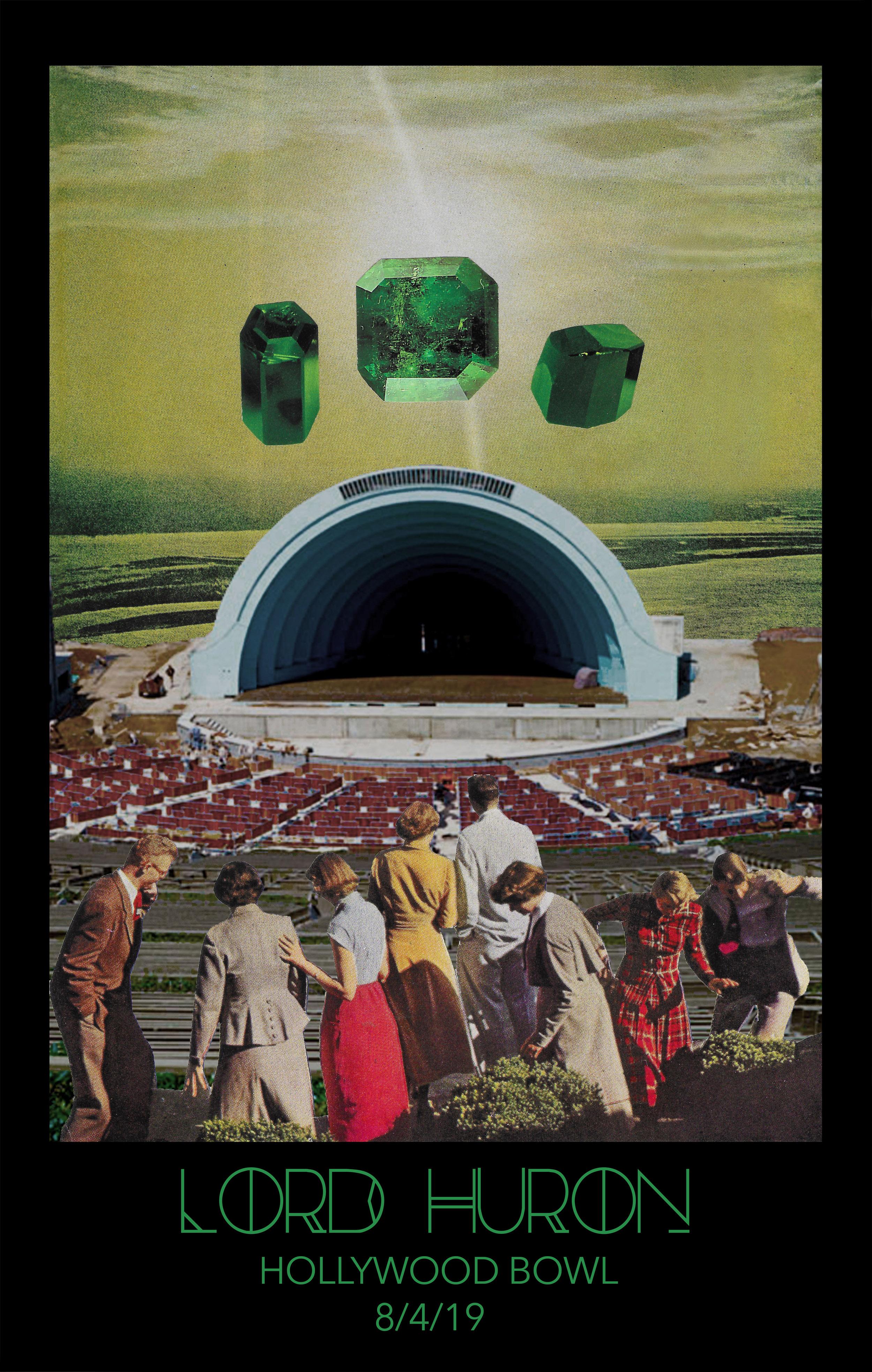 Lord Huron @ Hollywood Bowl 8/4/19