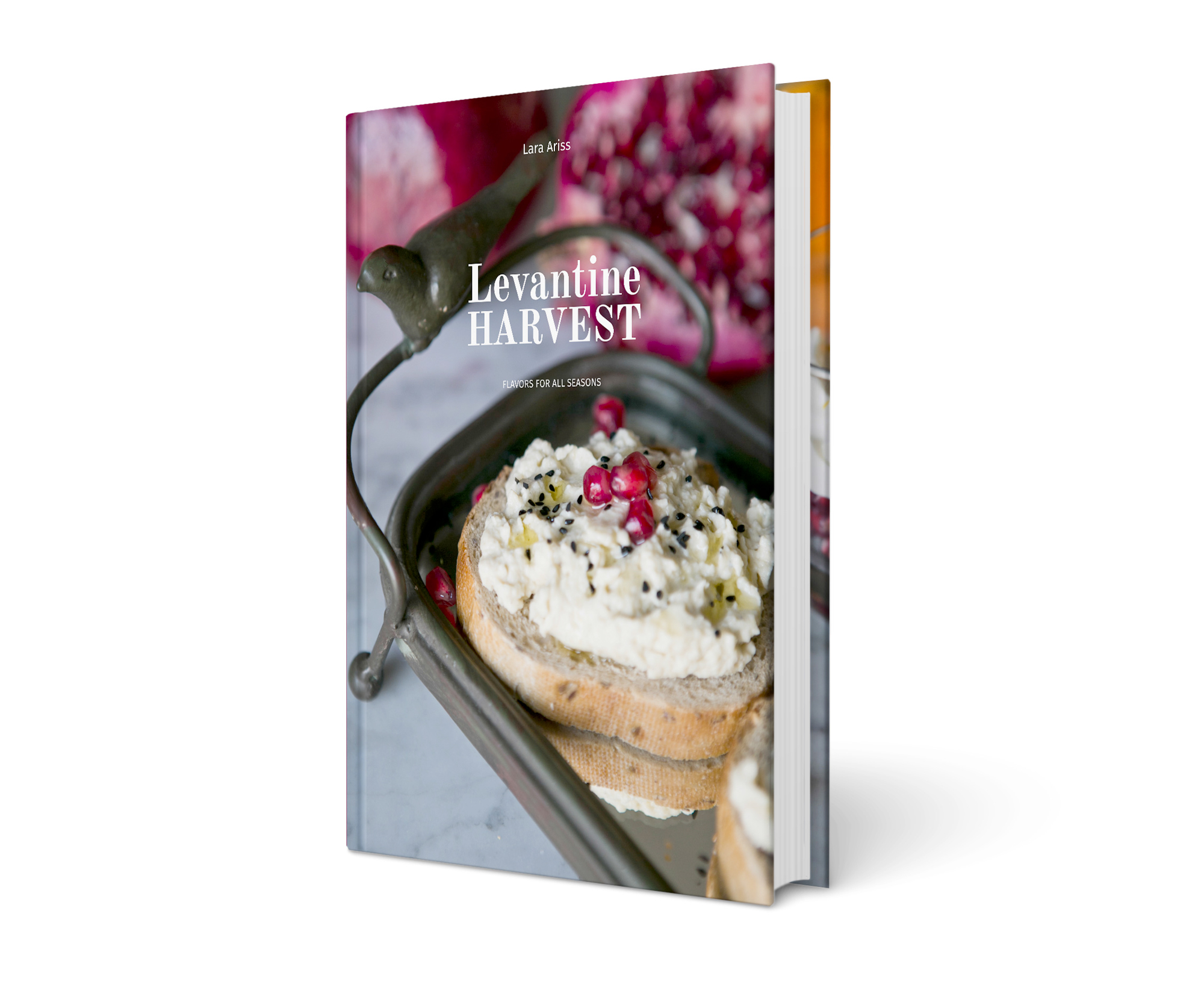 Lara Ariss | Levantine Harvest