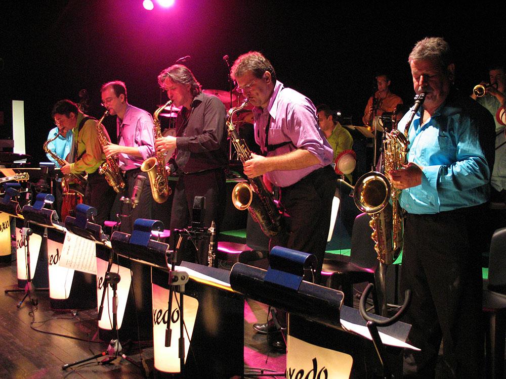 Copie de Tuxedo Big Band - 2006