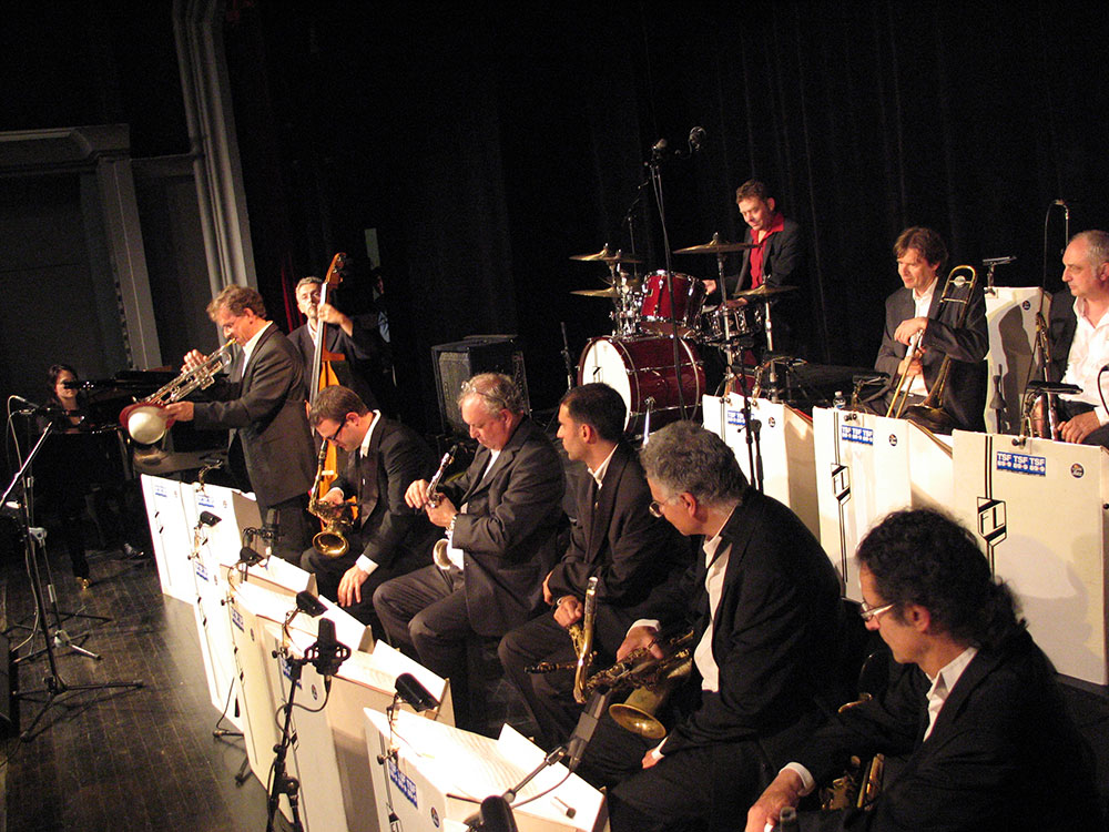 François Laudet Big Band - 2007
