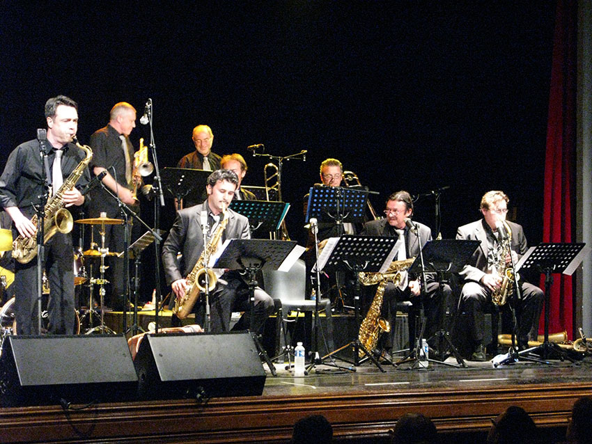 Tribute to Swing - 2008