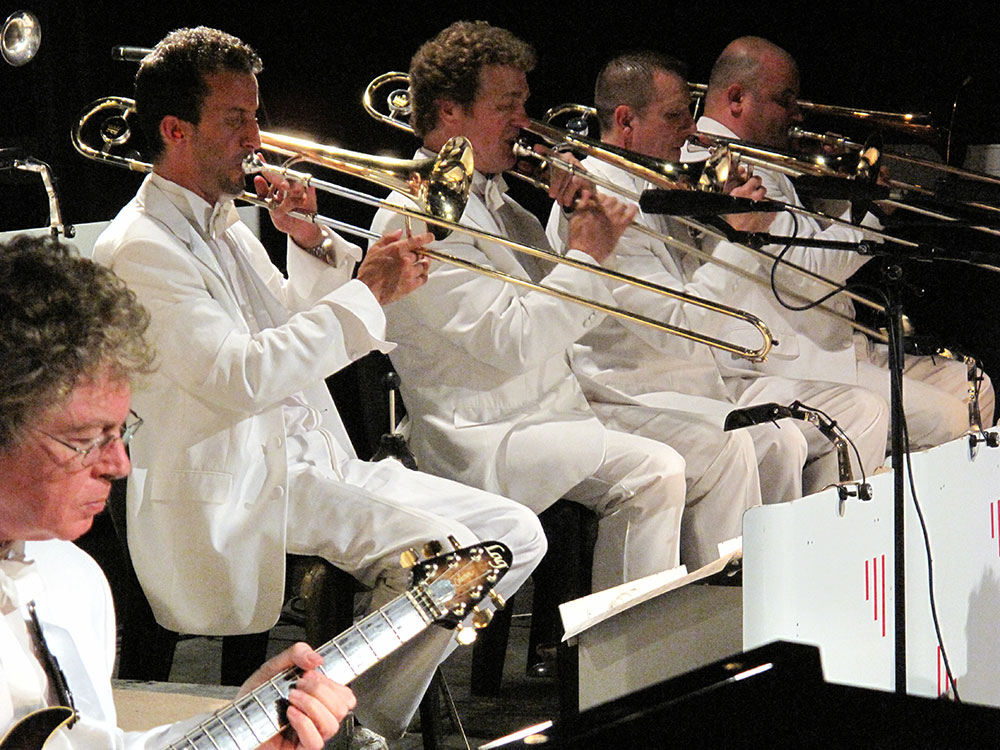 Big Band Brass - 2009