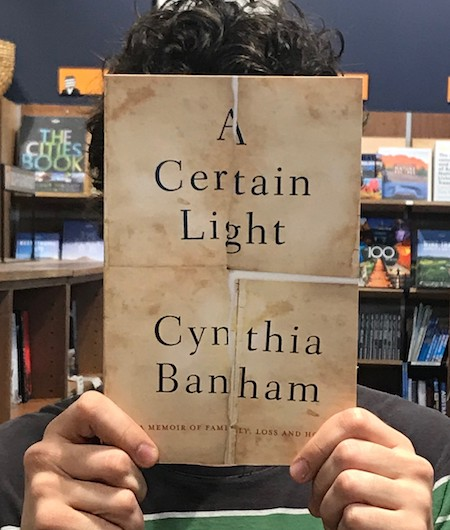 A Certain Light by Cynthia Banham