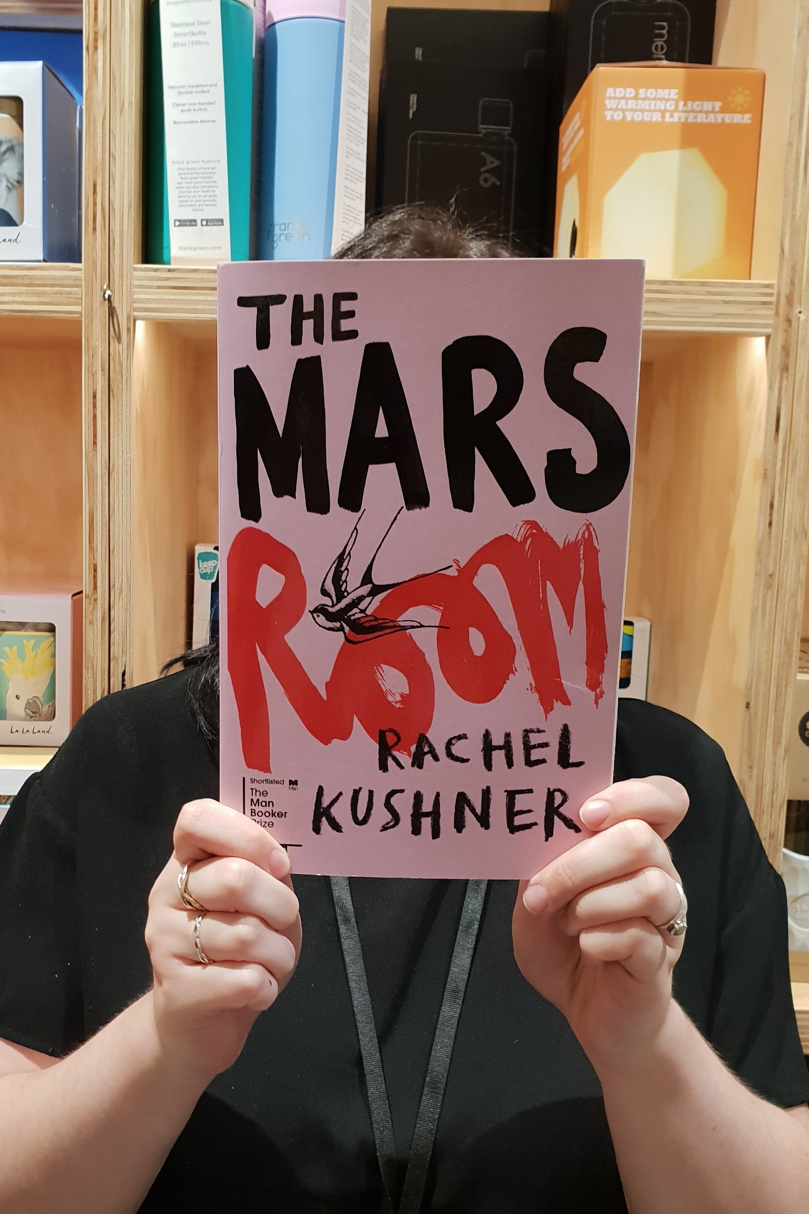 The Mars Room   Rachel Kushner  An educational book with grit, edge and energy. This story is about a young mother's fight against her unjust incarceration. It exposes the flaws in society and in a justice system that is set to work against us. Equal parts challenging and moving.  Reviewed by: Paige