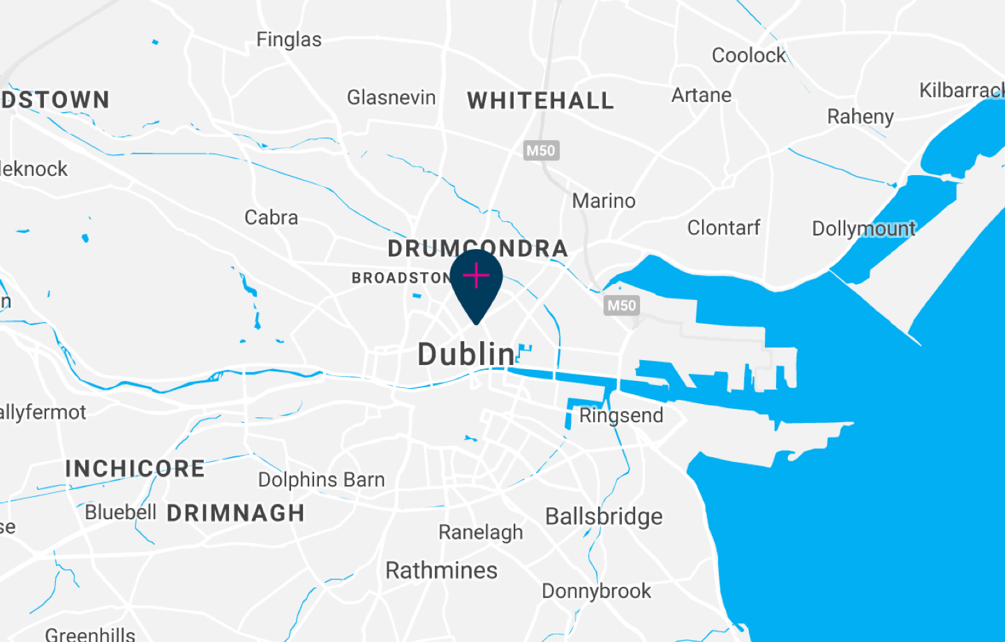 Our Location - Connolly House,171 North Strand Road, Dublin 1Get Directions