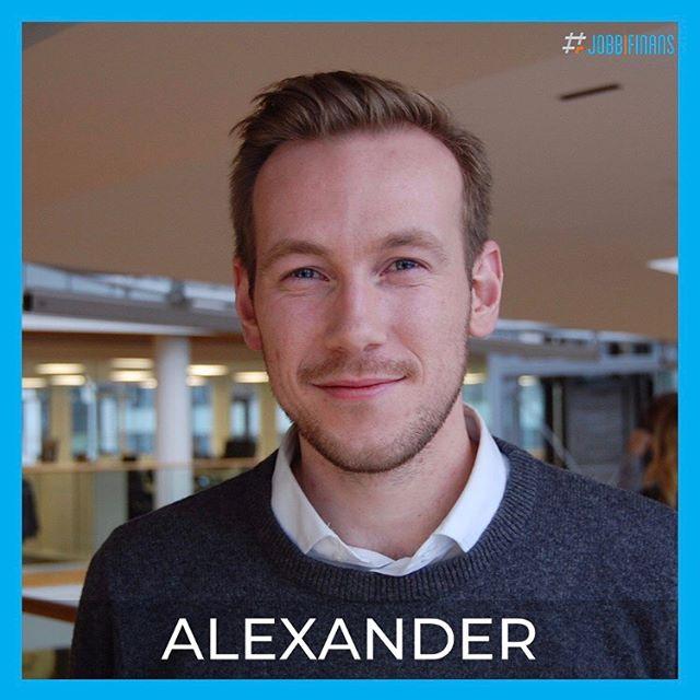 Denne uken er det Alexander fra @nordeanorge som skal vise oss sin jobbhverdag som Business Developer! Han er også styremedlem i Ung i Finans 💯 Følg med på story for å lære med om Nordea og Ung i Finans 👏🏼👏🏼