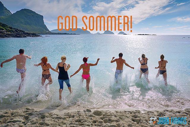 Vi i #jobbifinans tar sommerferie, men er tilbake med flere spennende takeovers til høsten! God sommer ☀️☀️☀️