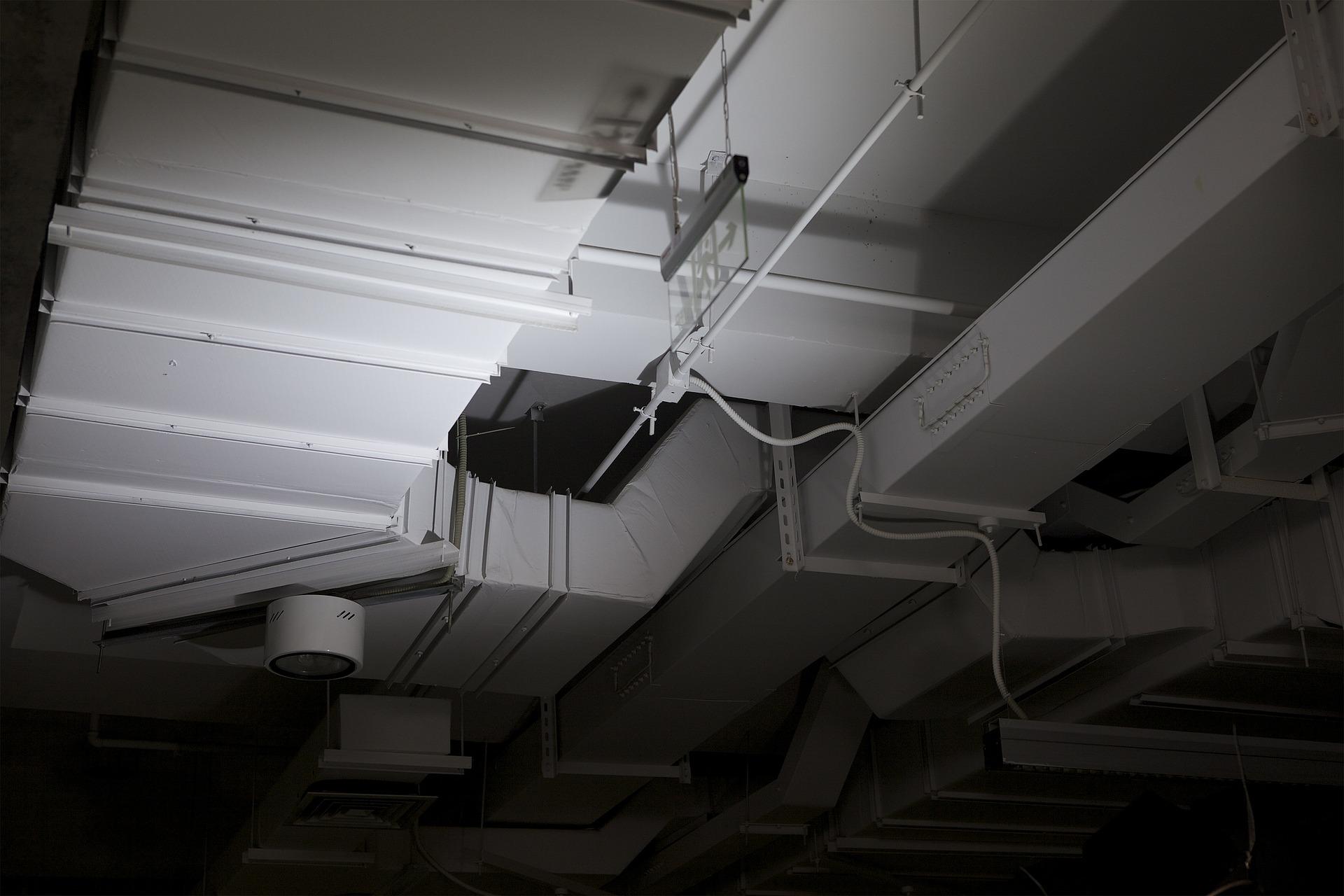 Fire Ventilation damper system