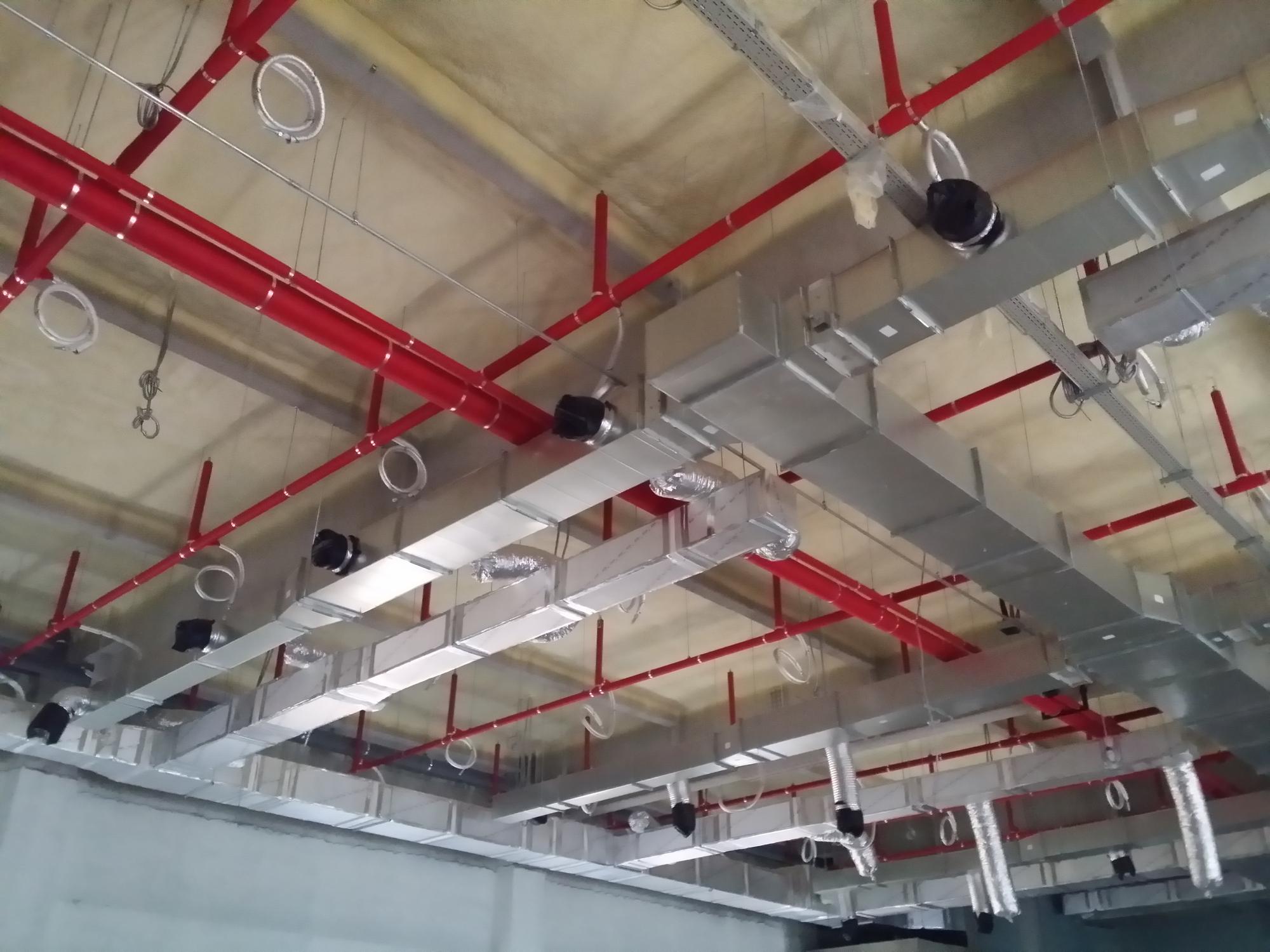 Fire Ventilation & Smoke Integrity Testing