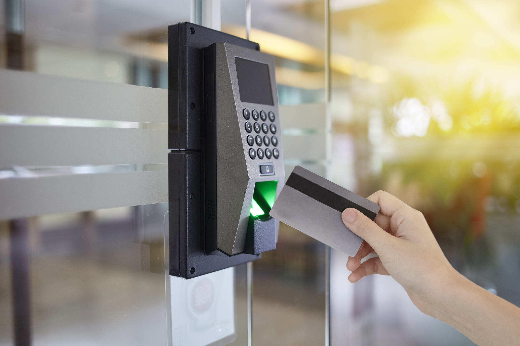 ACCESS CONTROL Solutions -