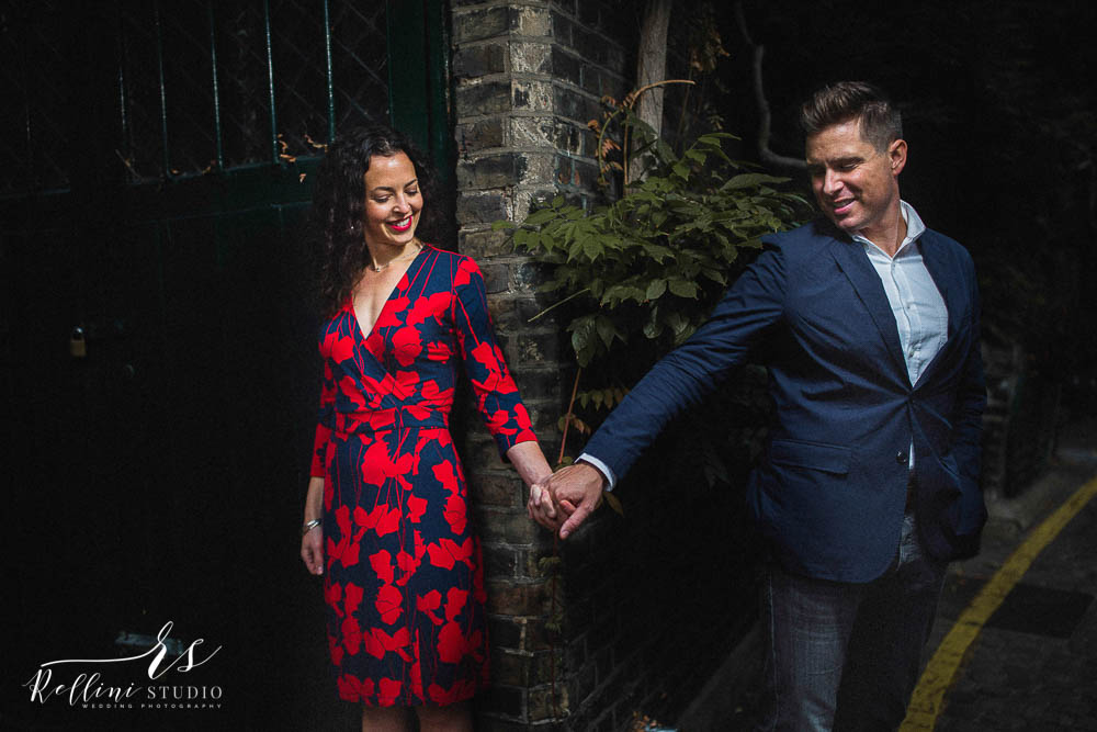 engagement photos London wedding photographer