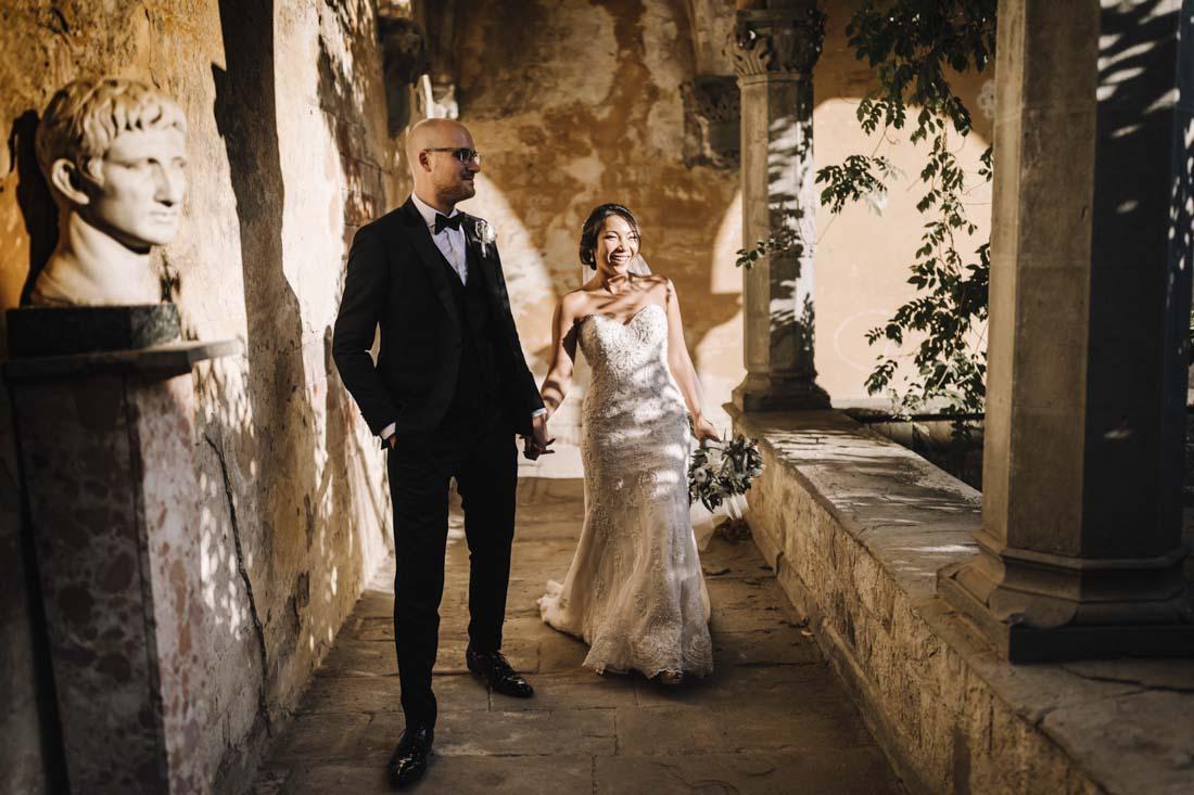 Wedding in Florence, Destination wedding photographers Rellini art studio