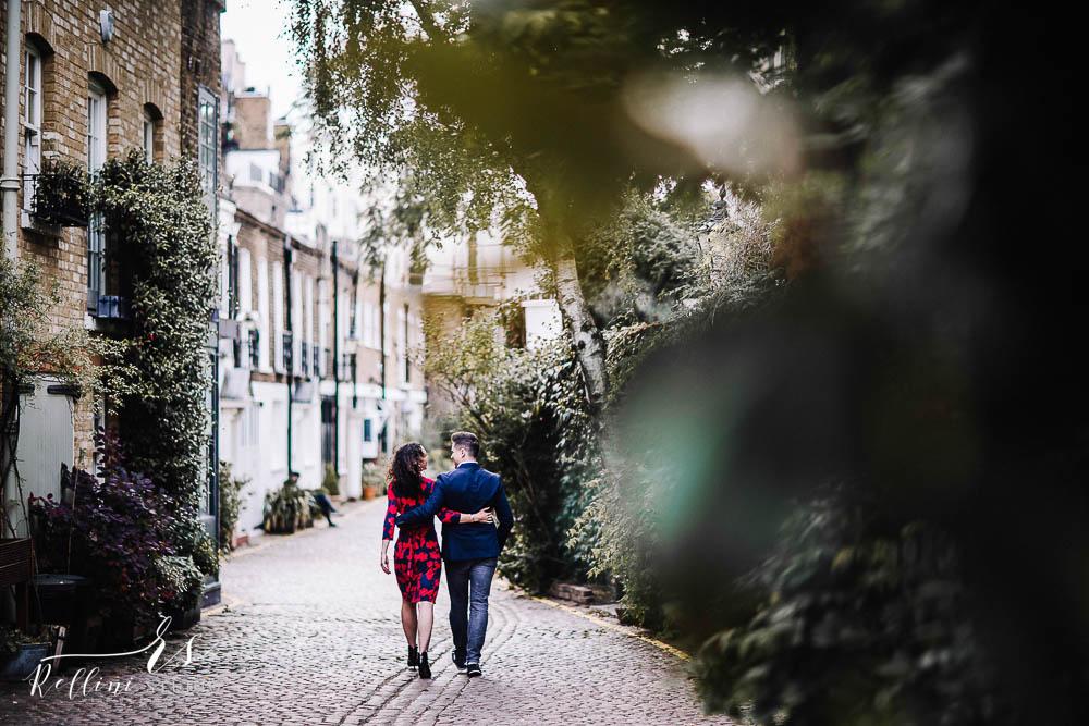 engagement photo London, destination wedding photographers in Italy Rellini art studio