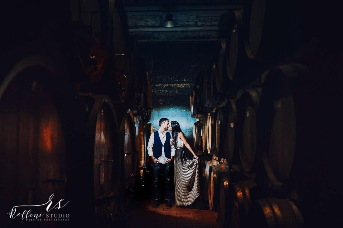 engagement fidanzamento Montefalco