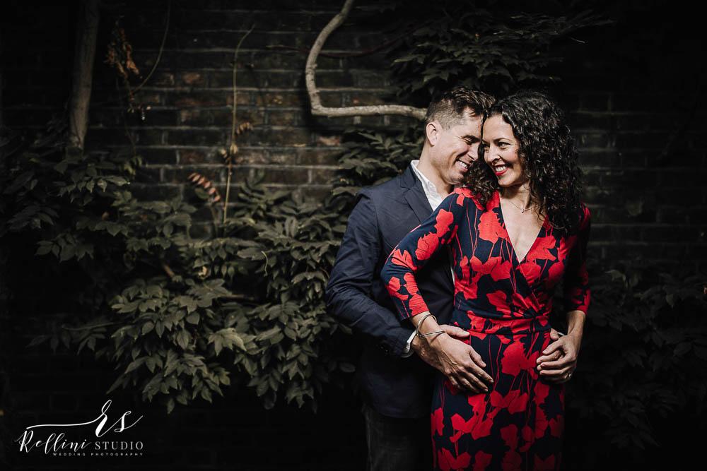engagement fidanzamento Londra