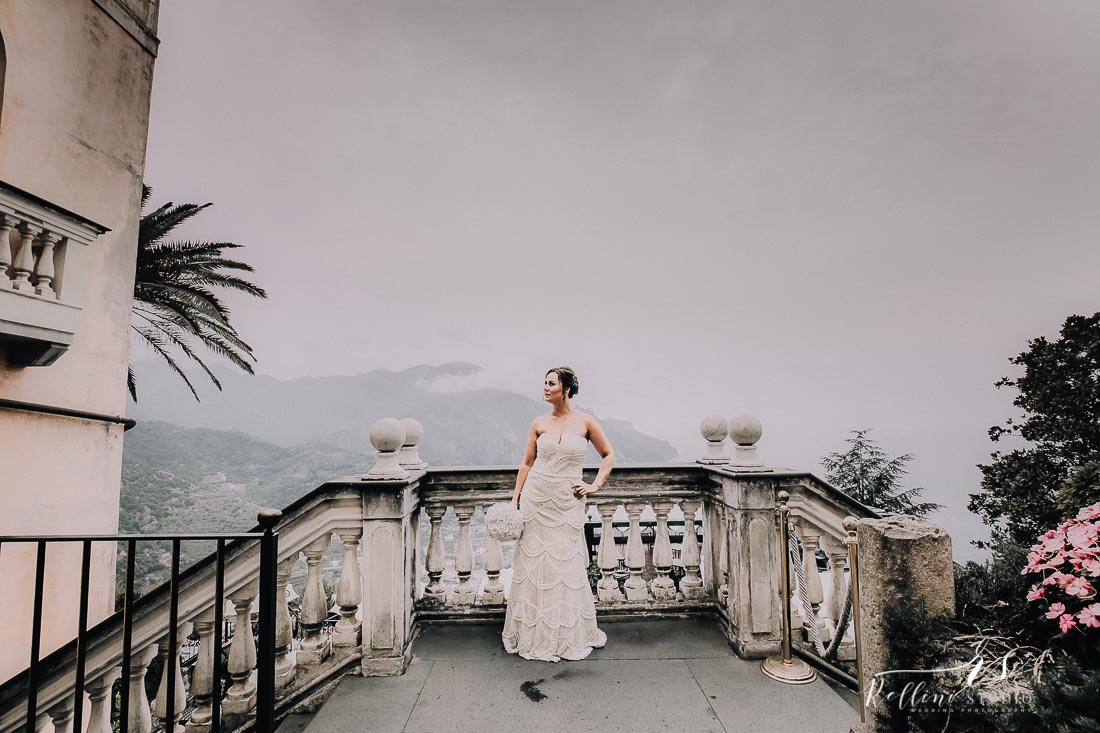 Wedding photographer Ravello Villa Rufolo Villa Cimbrone Amalfi Positano