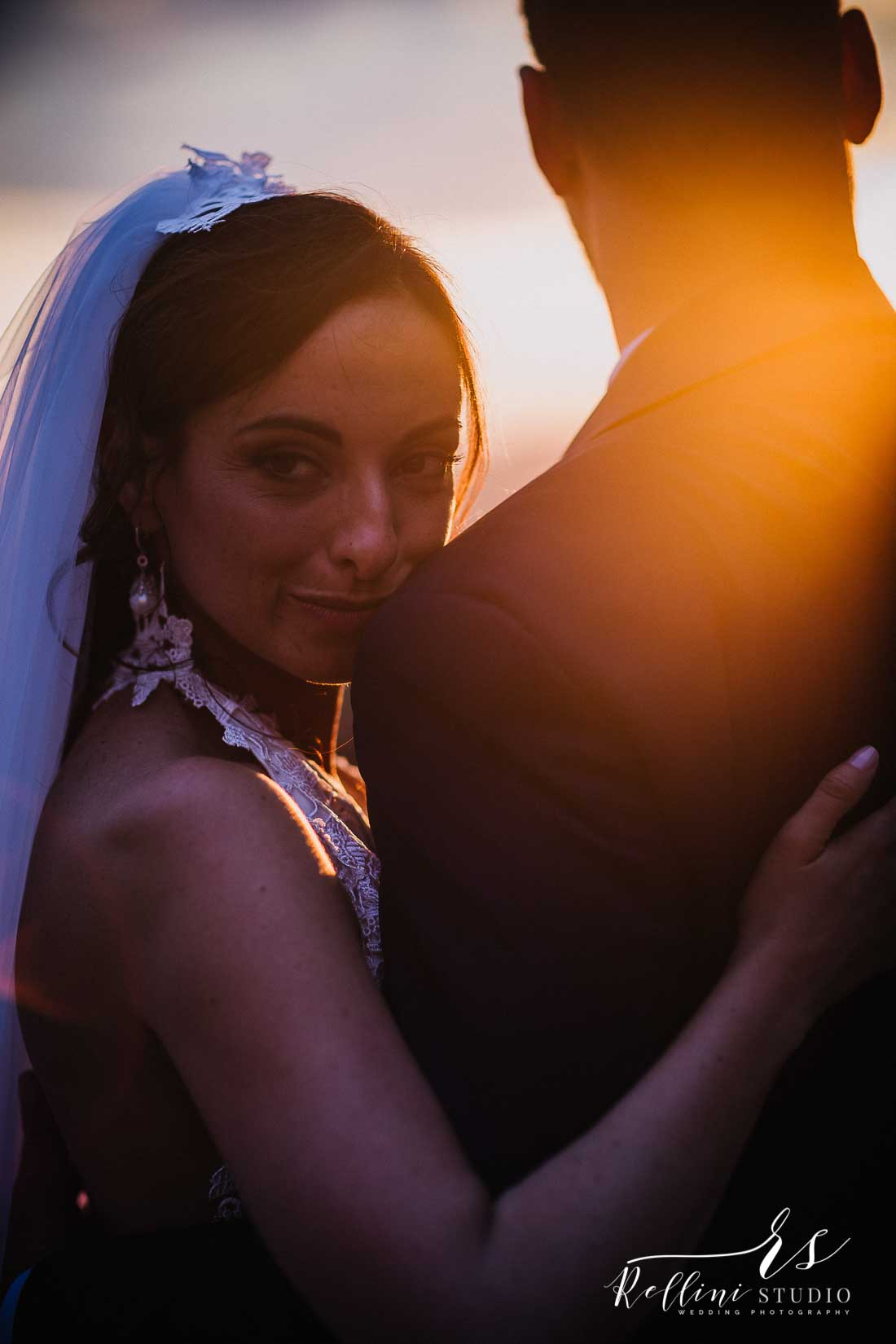 Castello di Rosciano destination wedding photographer
