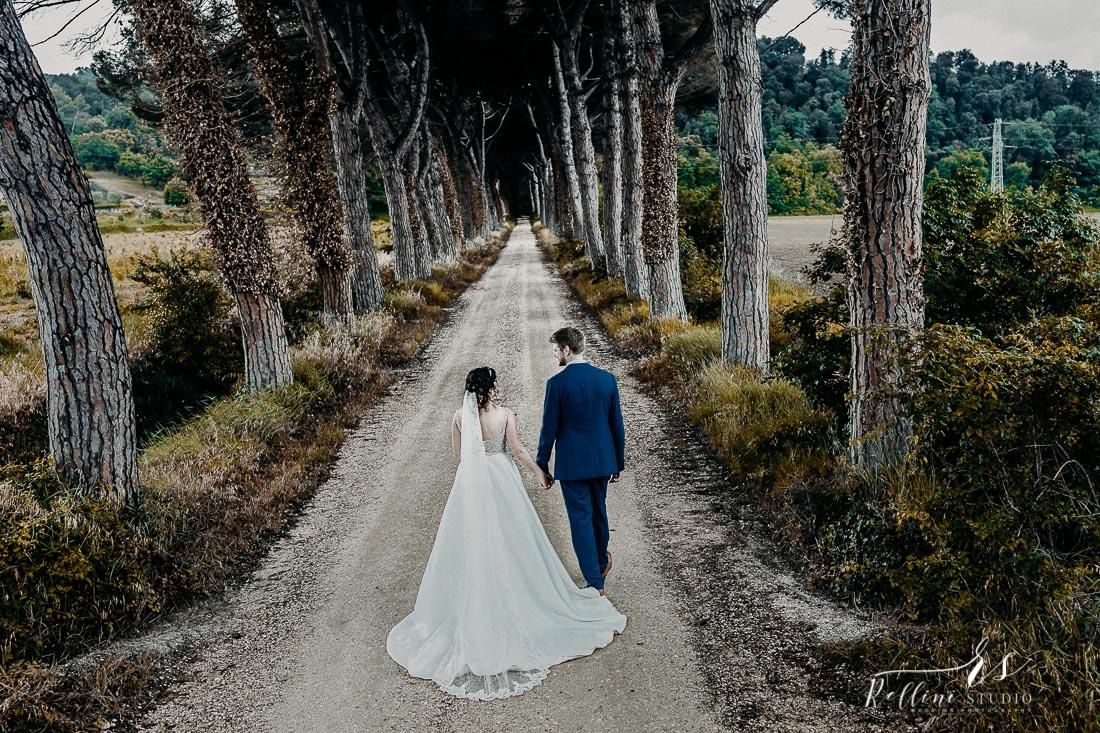wedding photographer Rosciano Perugia Umbria