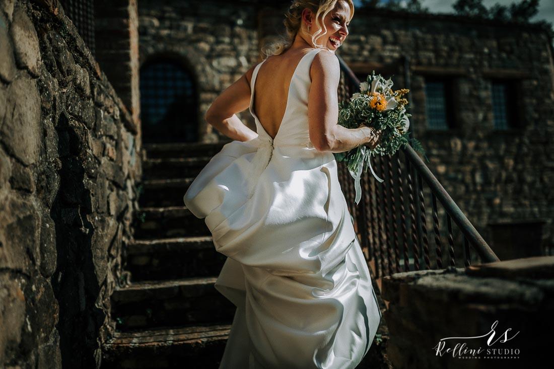 fotografo matrimonio Castello di Rosciano