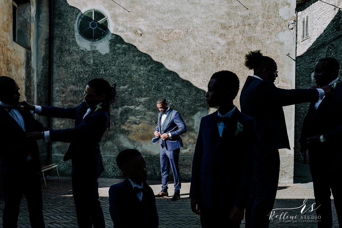 wedding photographer Castello Montignano castle