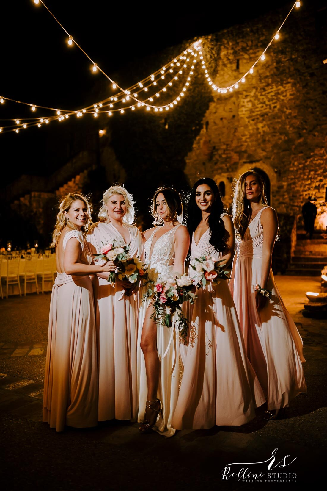 wedding Rosciano Castle