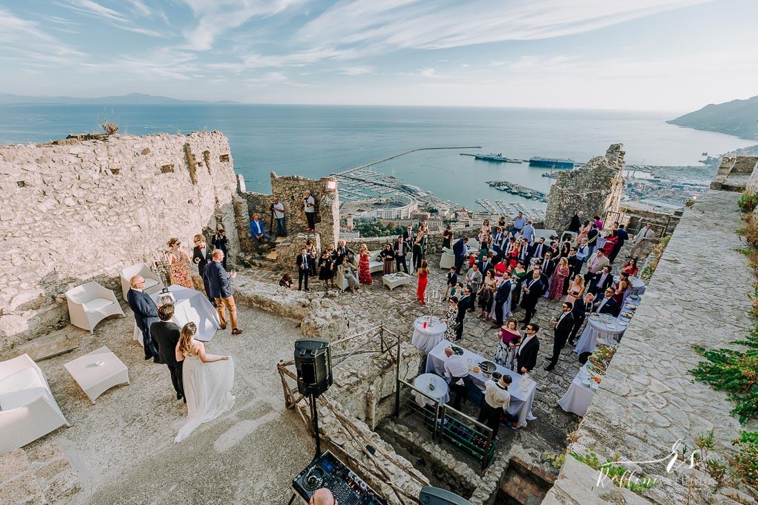 matrimonio Castello di Arechi Salerno 116.jpg