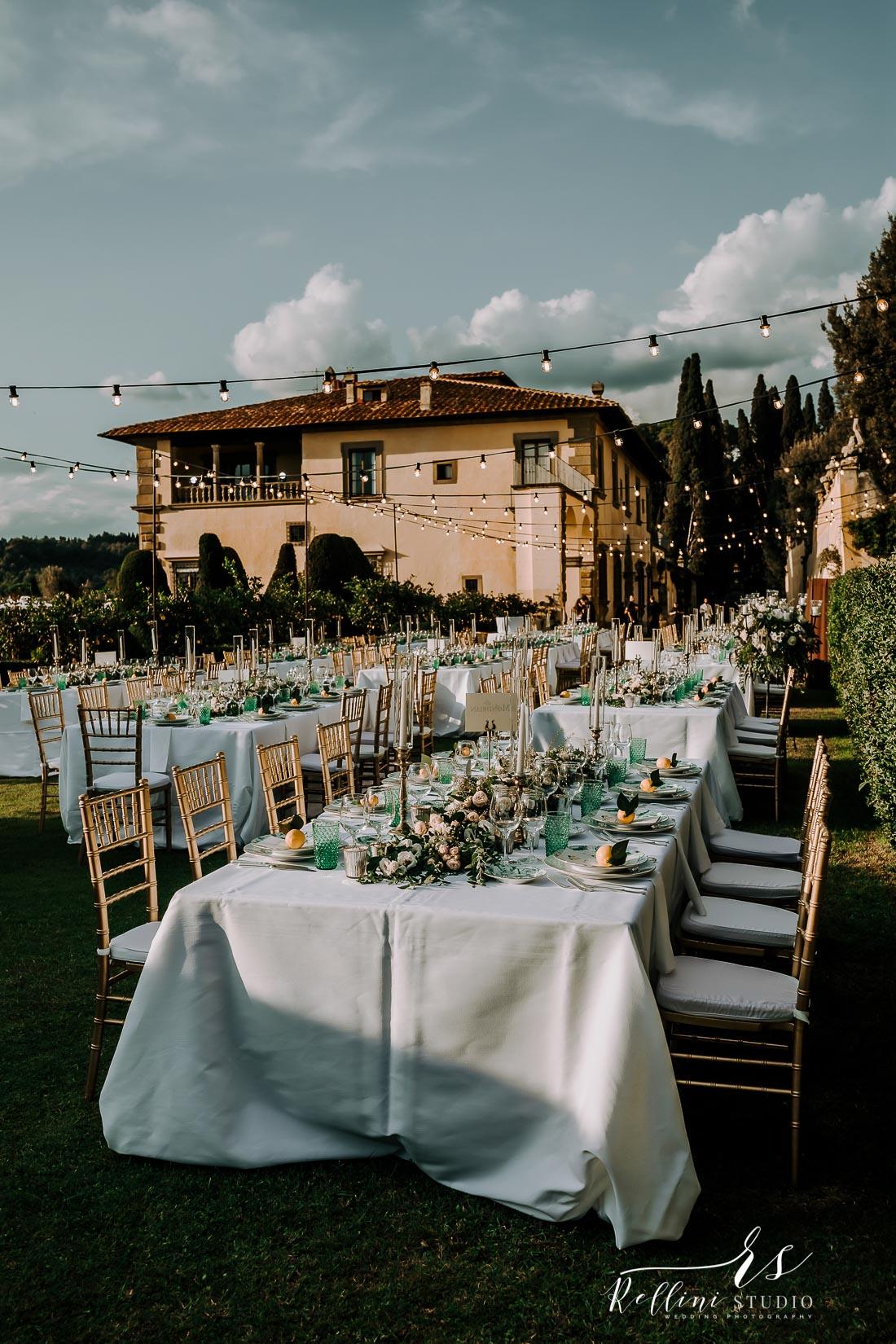 matrimonio Villa Gamberaia Firenze