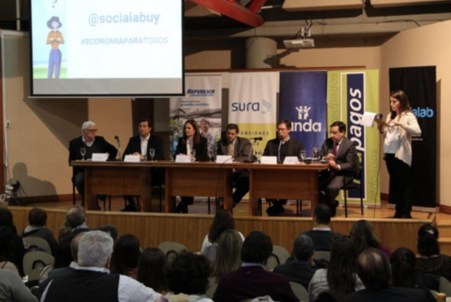 Socialab desafía a emprender en inclusión financiera -