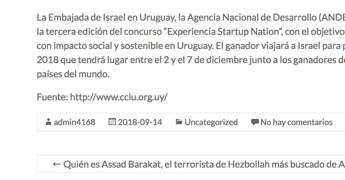 """Lanzan la tercera edición del concurso """"Experiencia Startup Nation"""" -"""
