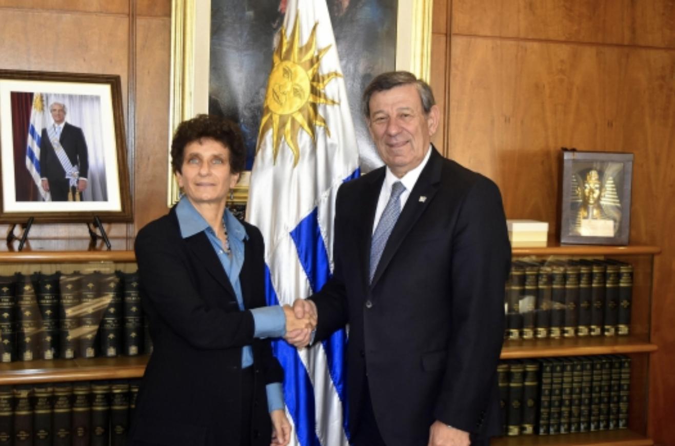 Nueva embajadora de Israel en Uruguay -