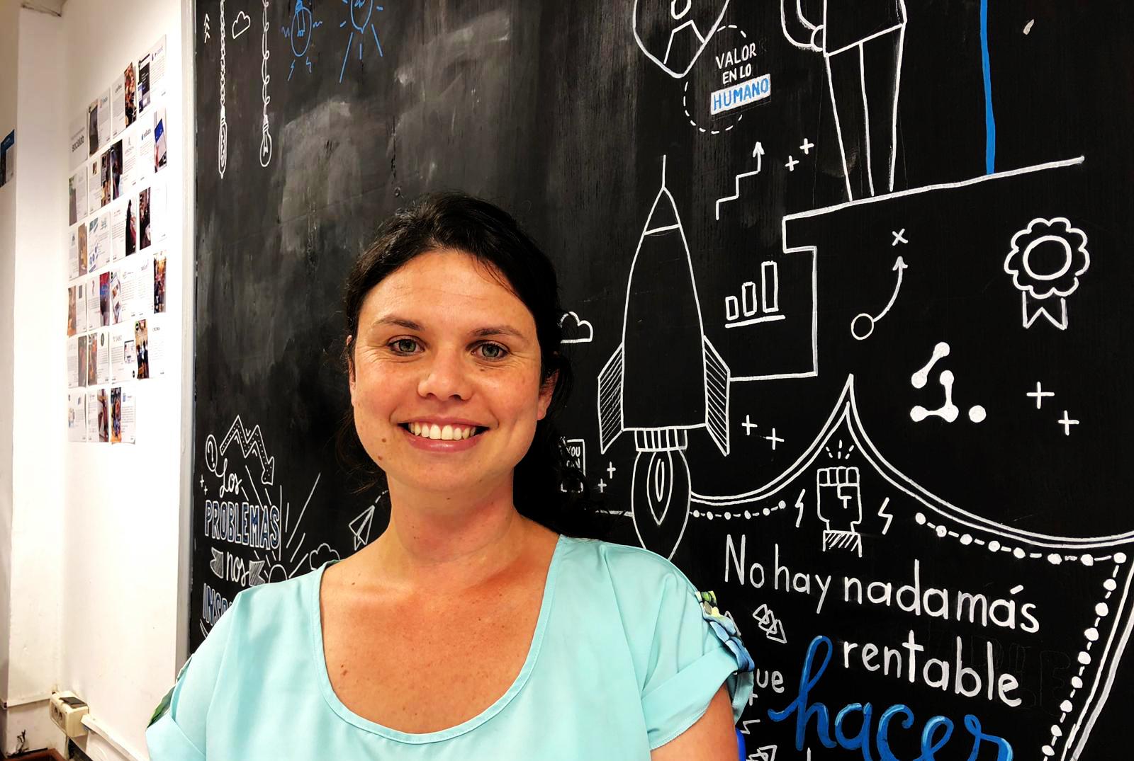 MARÍA MUSSO - DIRECTORA DE STARTUPS