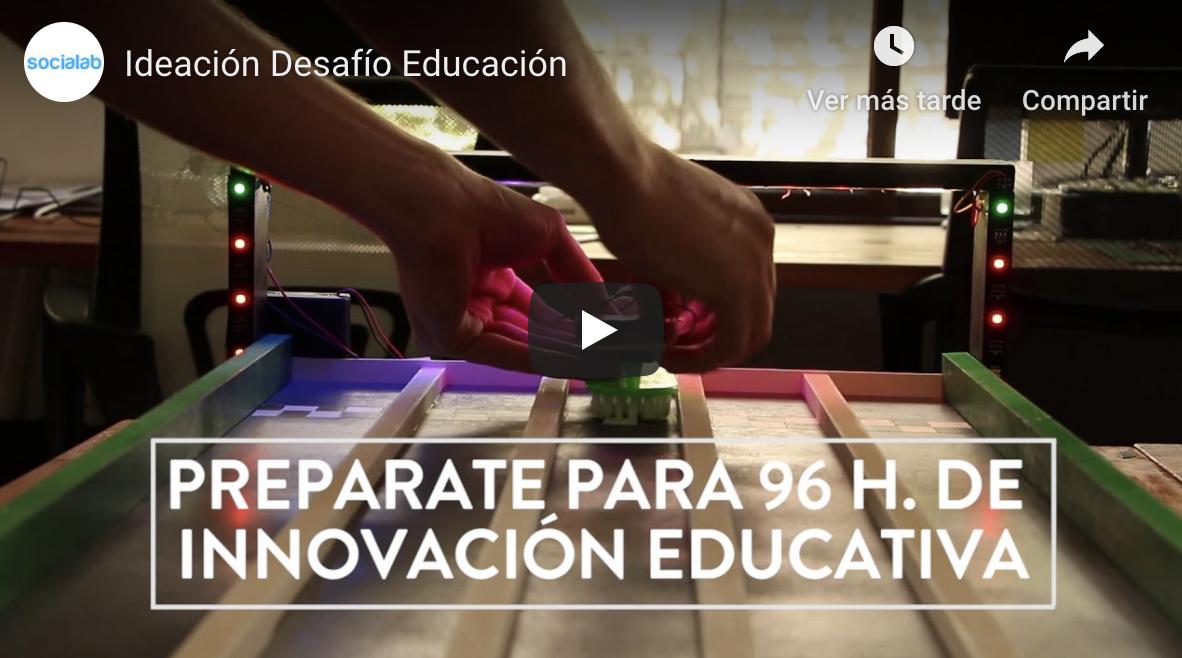 LANZAMIENTO DESAFÍO EDUCACIÓN -