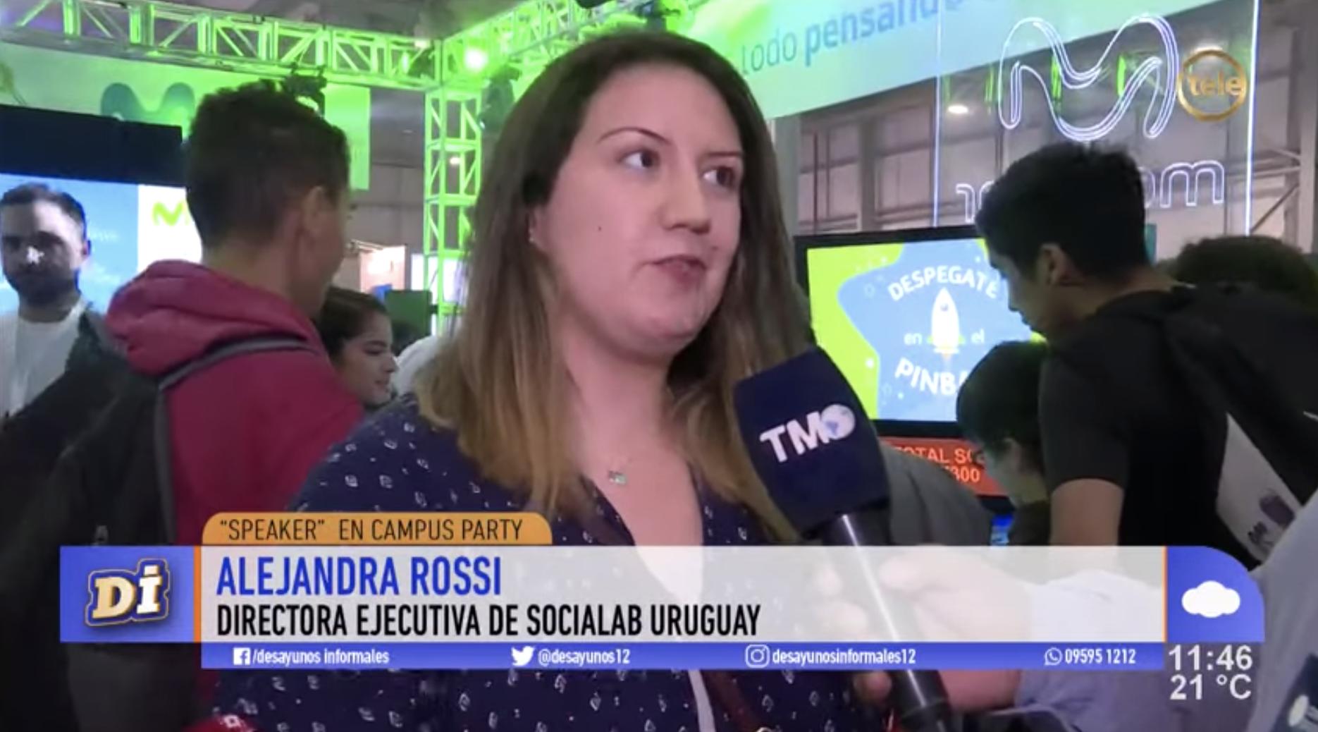 Campus Party Uruguay: juegos virtuales y proyectos sociales -