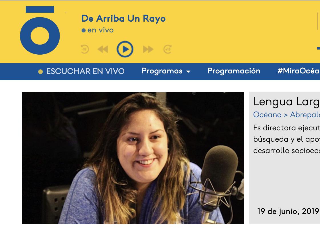 Lengua Larga: Alejandra Rossi -