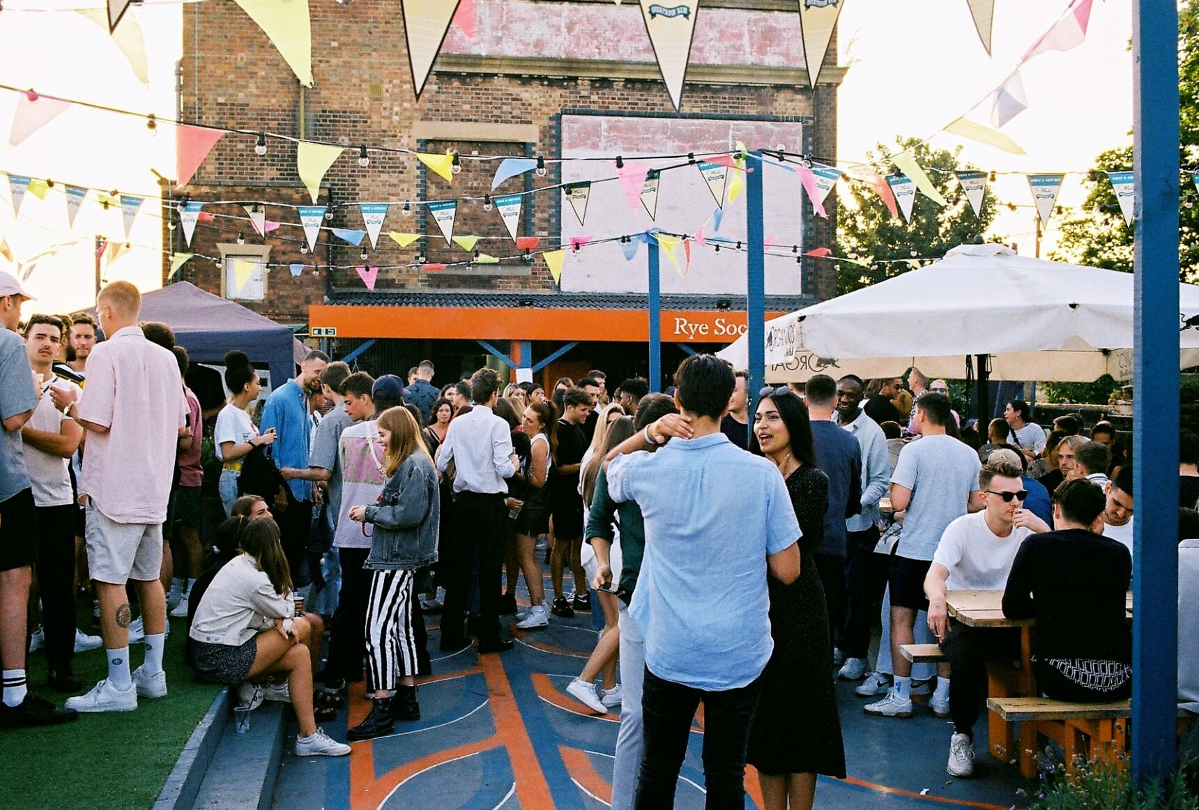 Fruit Factory was a sunny end to summer - Photo: Brynley Davies