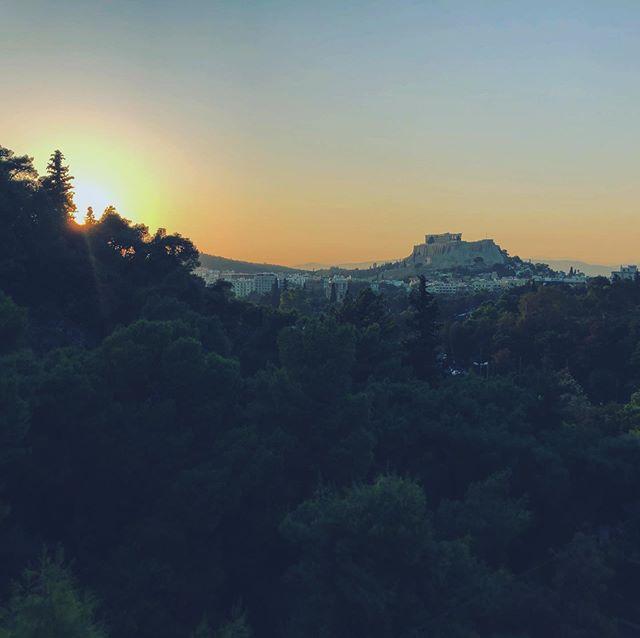 Good night Athens