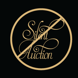 non-silent-auction at the White Rose non-gala