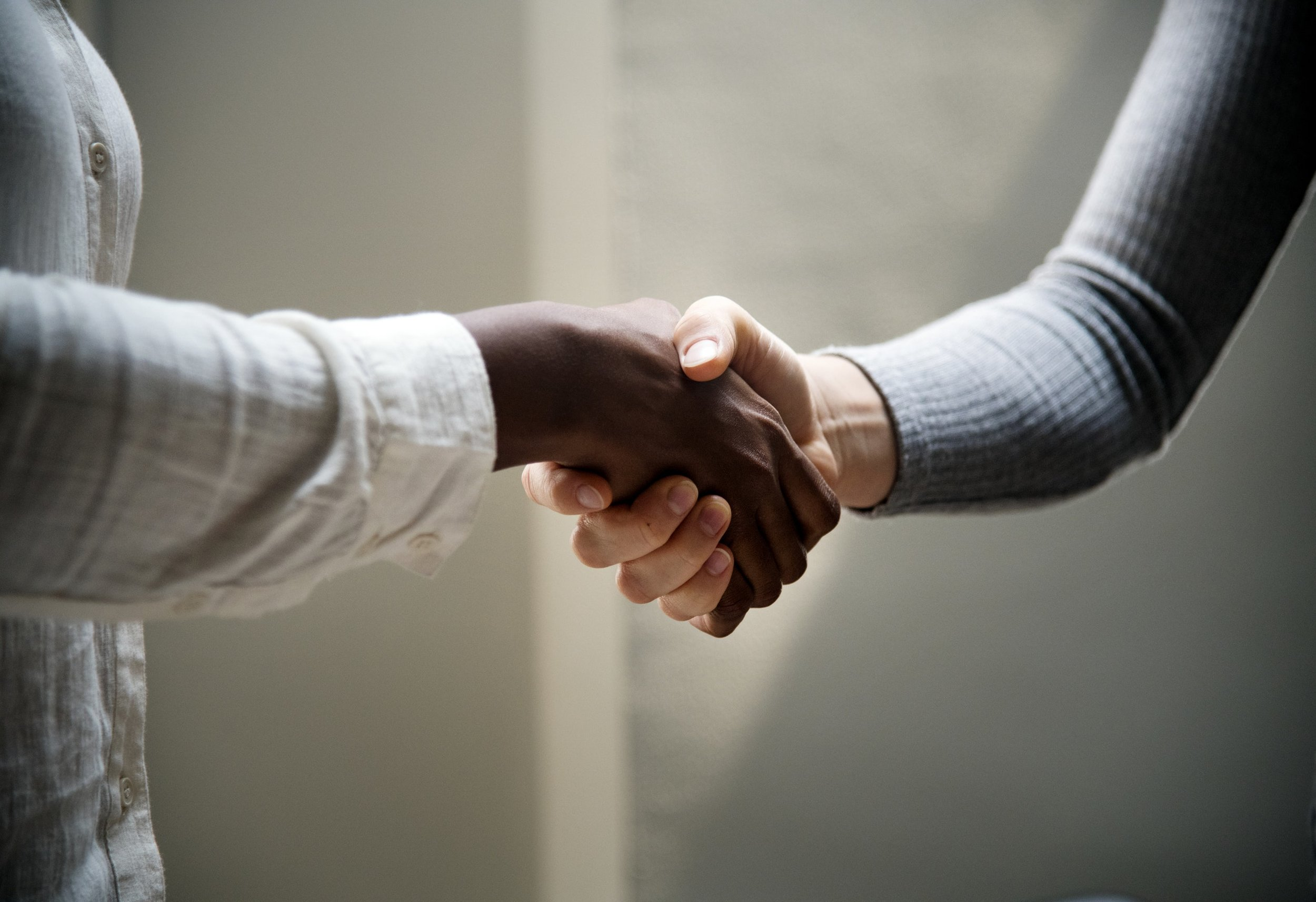 PARTNERSHIPS - TWO MINDS ARE MORE POWERFUL THAN ONE.
