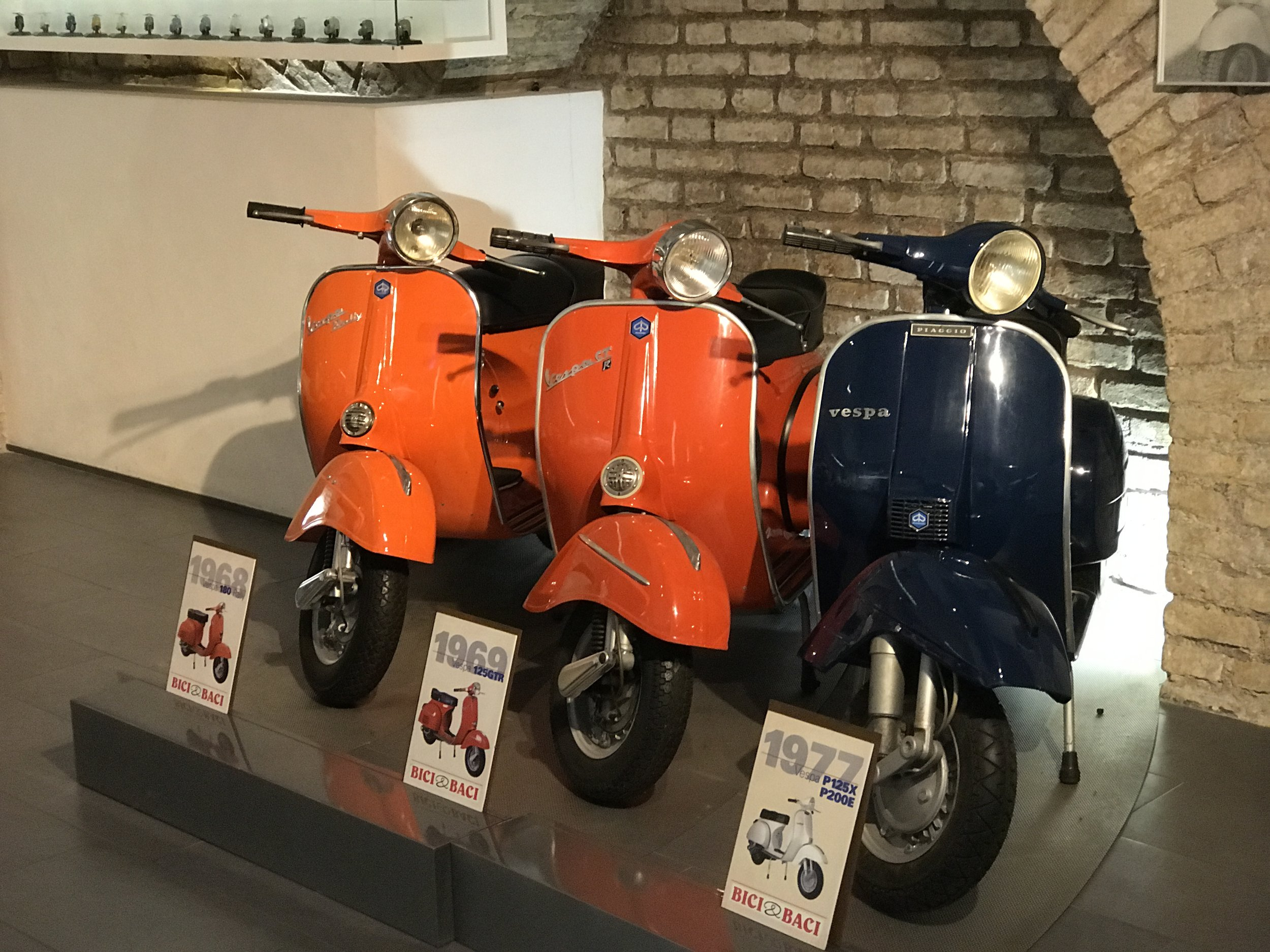 Spazio Museo Vespa - Rome