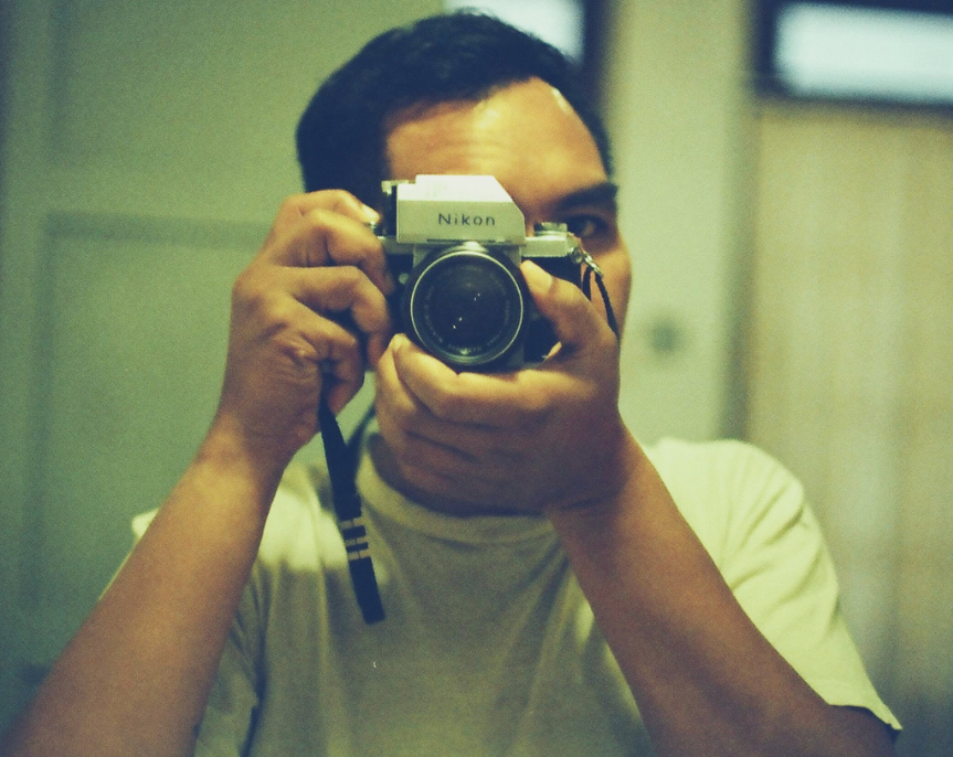 Chrise Ariotedja - self portrait