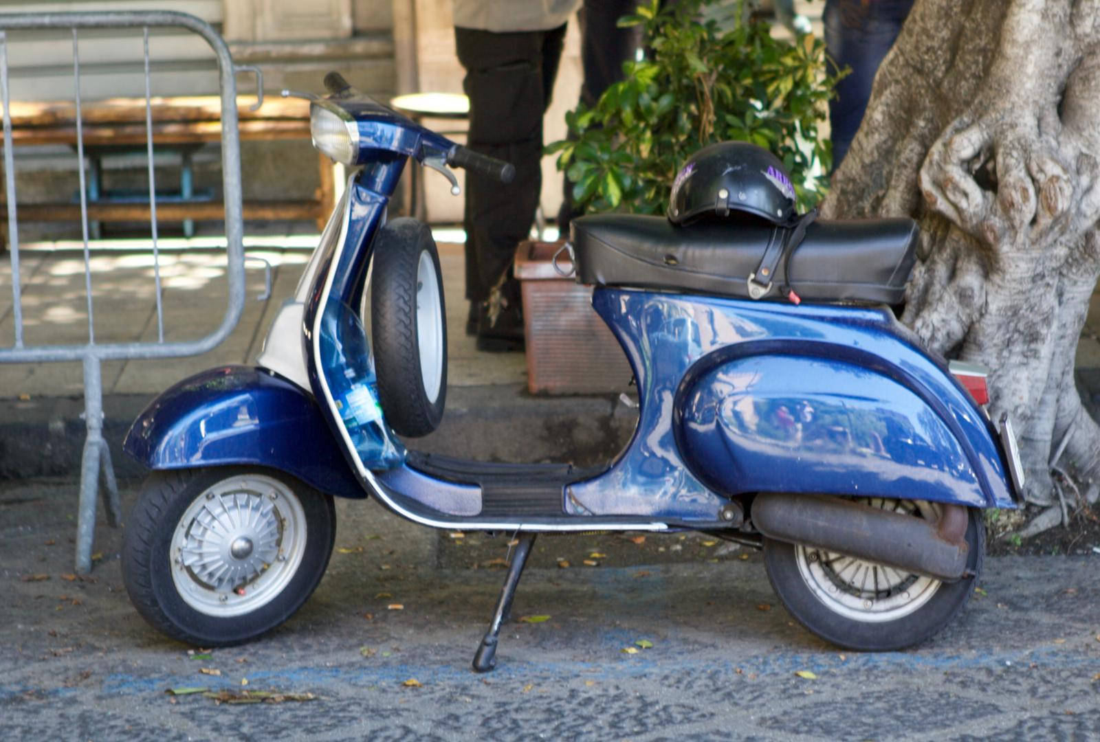 50 Special spotted in Sicily