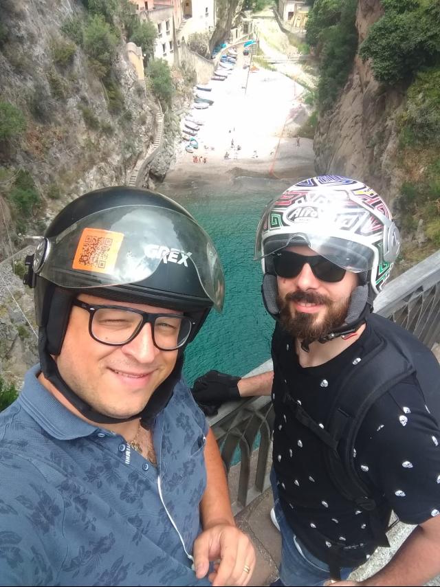 Federico e Vincenzo